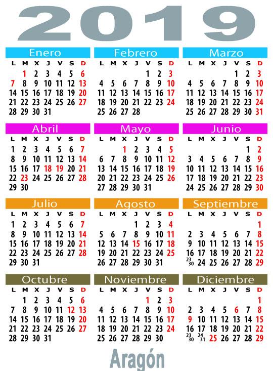 Calendario Laboral Ceuta 2019.Calendario Laboral En Espana