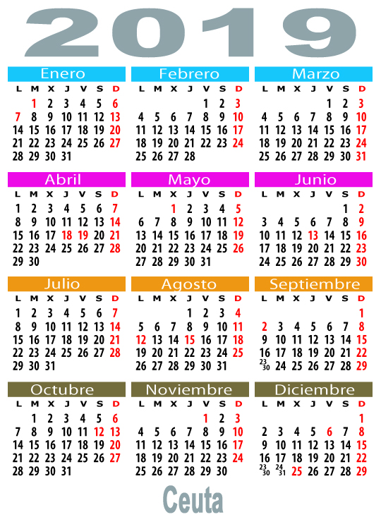 Calendario Laboral Pais Vasco 2019.Calendario Laboral En Espana